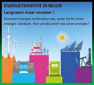Kernenergie, windmolens, zonnepanelen, hernieuwbare energie