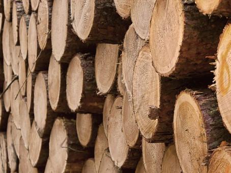 Biomassa uit constructiehout