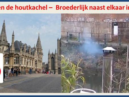 De LEZ en de Houtkachel in Gent