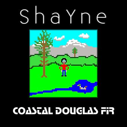 Coastal Douglas fir