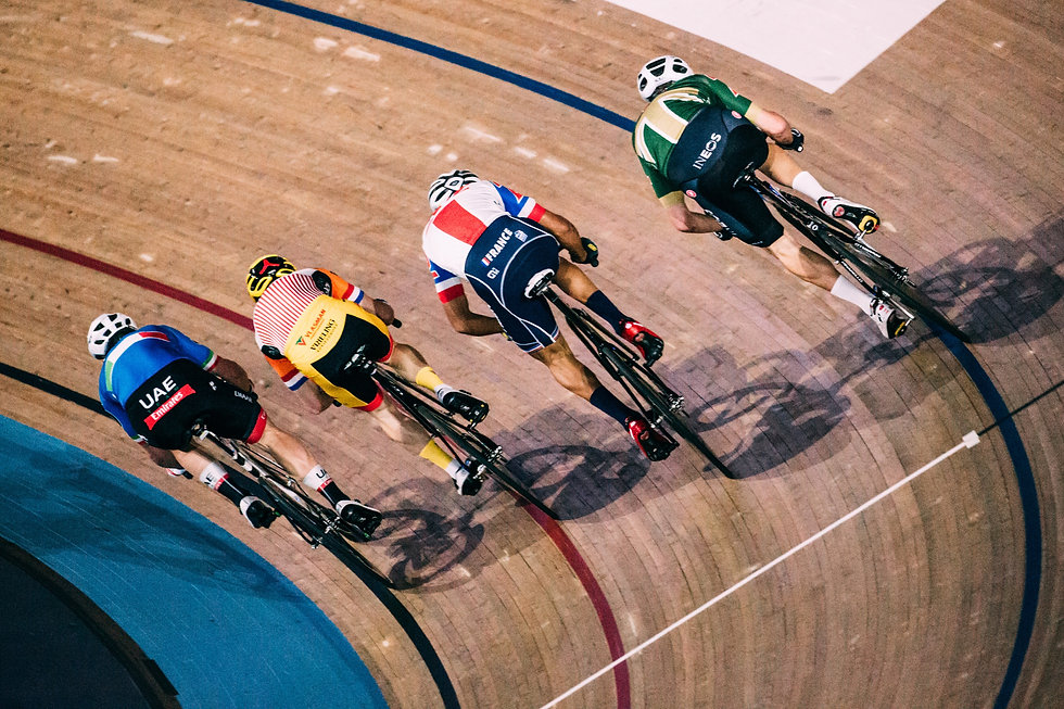Six Day London_track cycling