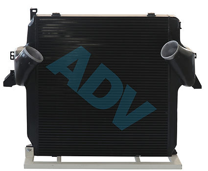 charge air cooler
