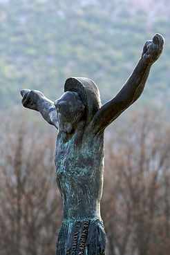 THE RISEN JESUS, MEDJUGORJE