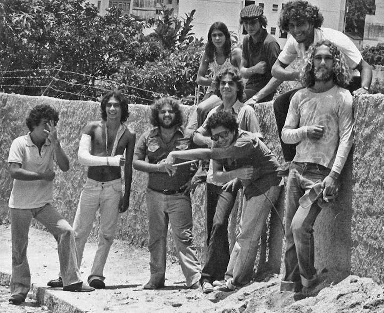 1970s musicians friends
