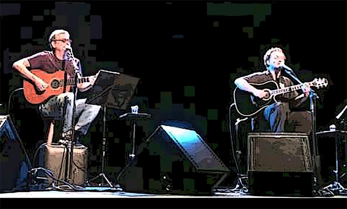 Zé Renato & Claudio Nucci's show