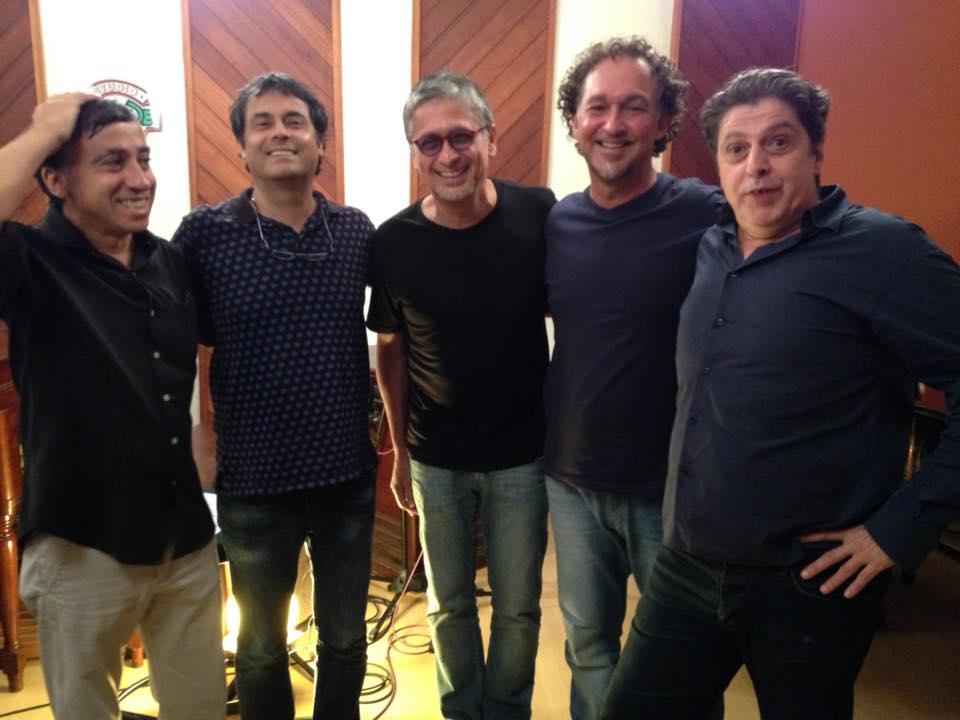 """Bicicleta"" Recording"