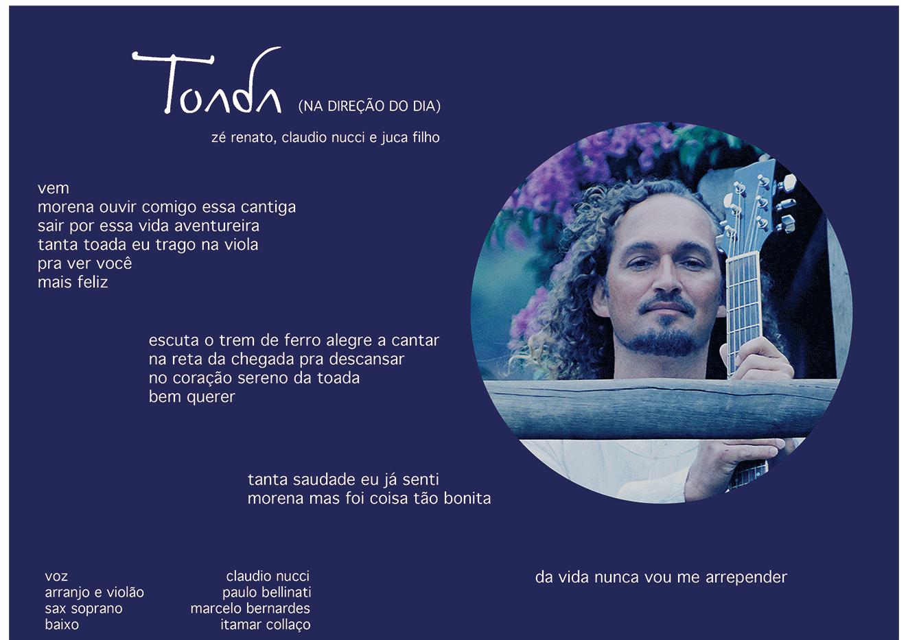 Toada (na DIreção do Dia)