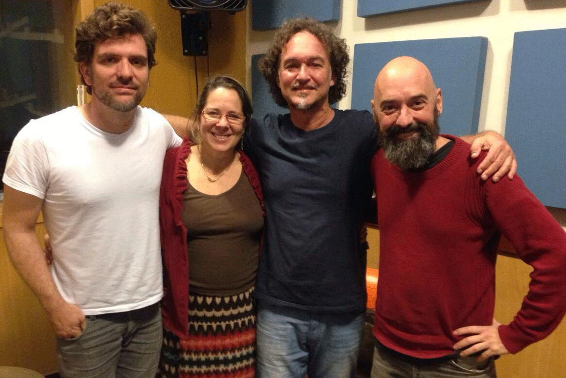 Sao Paulo's rehearsal