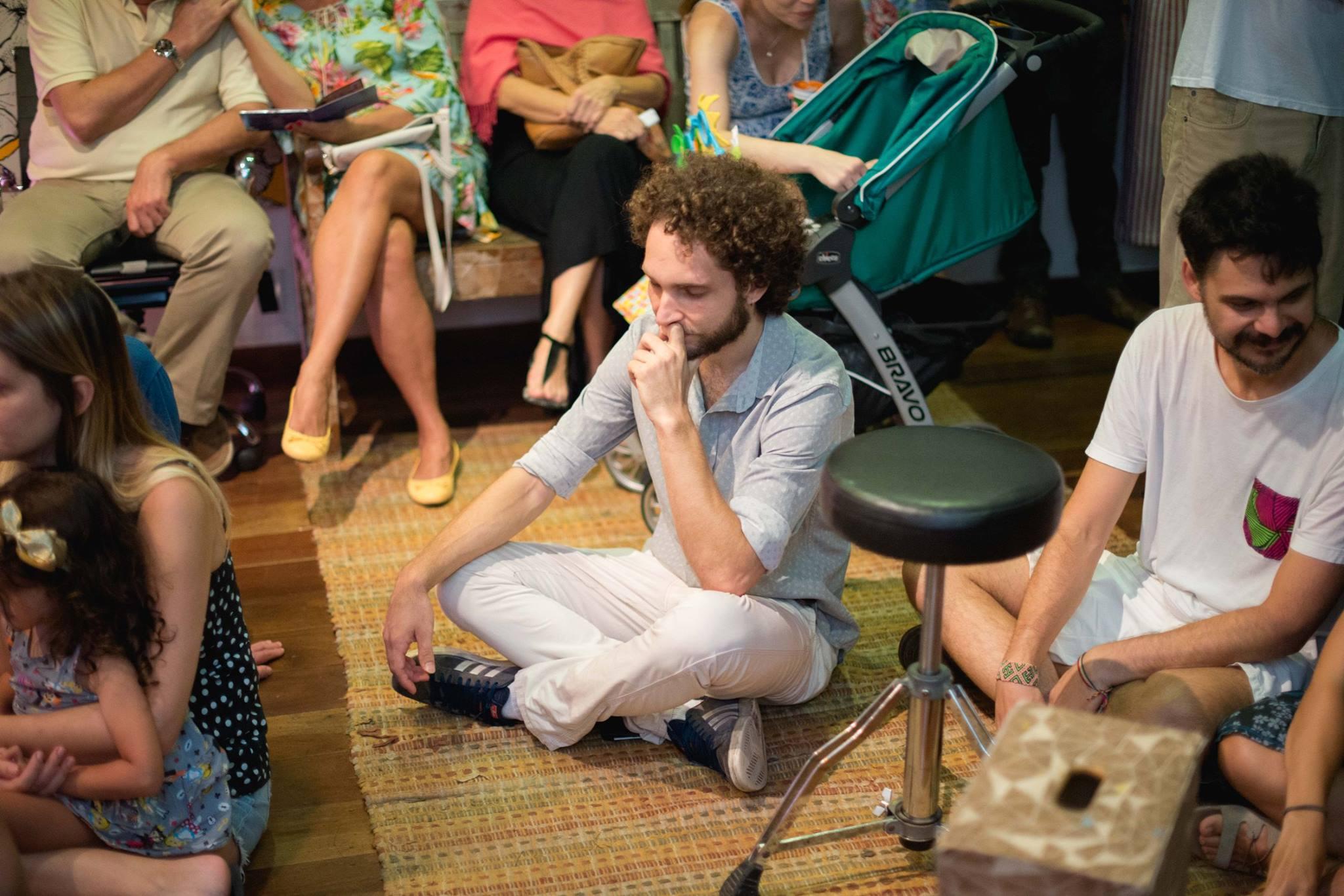 Vicente Nucci ouve Integridade