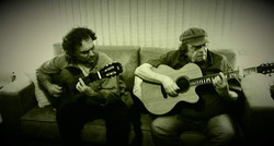 Rehearsal with Tavito
