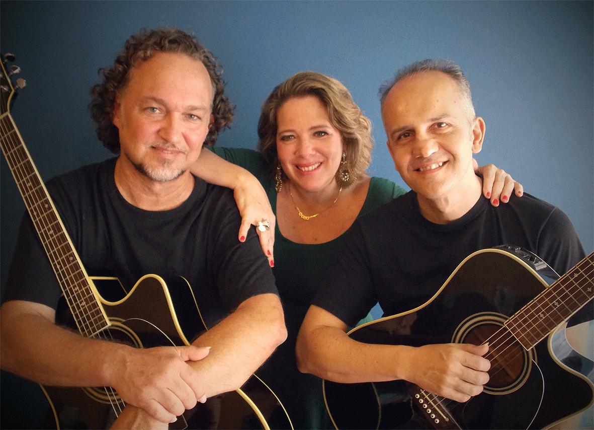 With Dri and Giovanni Bizzotto