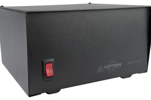 Fuente de poder ASTRON RS-12A 220v. 12 Amp.