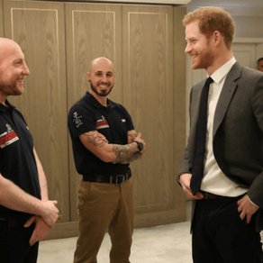 Prince Harry - new Commonwealth Youth Ambassador