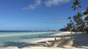 Boracay island closes down
