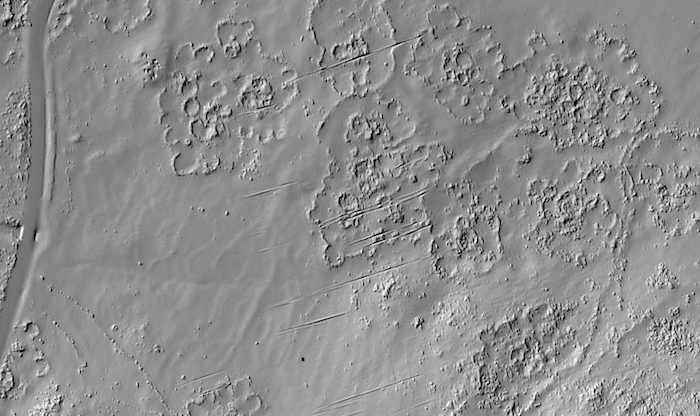 african settlement redrawn with LiDAR