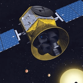 TESS on planet finding mission