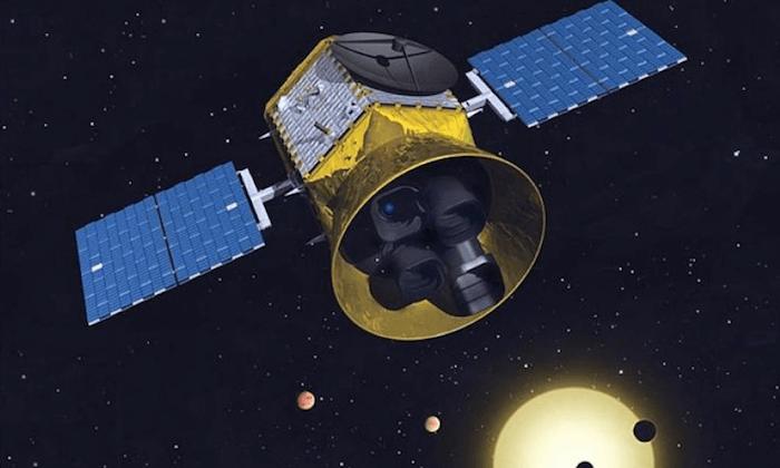 TESS - image by NASA