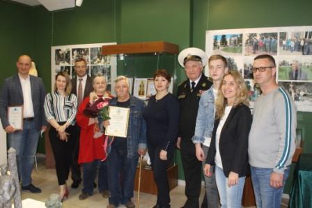 Юбилейная выставка скульптора Дмитрия Горина