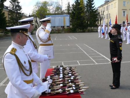 Выпускники военно-морских институтов России – 2020