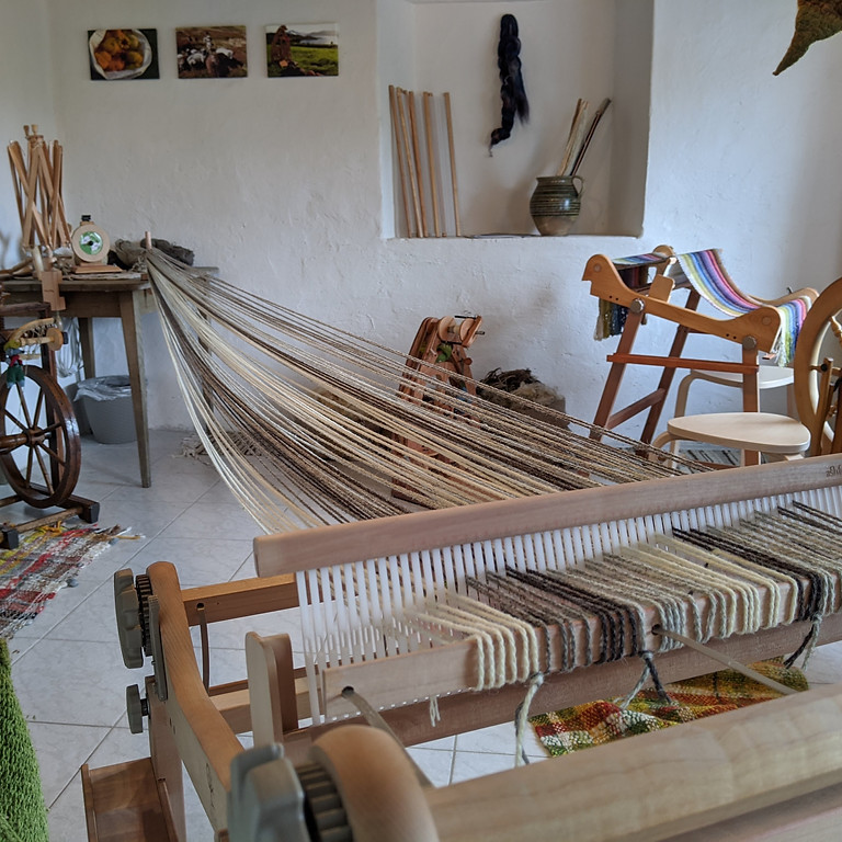 Offenes Atelier in der Spinnstube