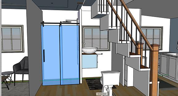Tiny House A Design 2