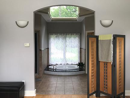 Bathroom Sunken Tub