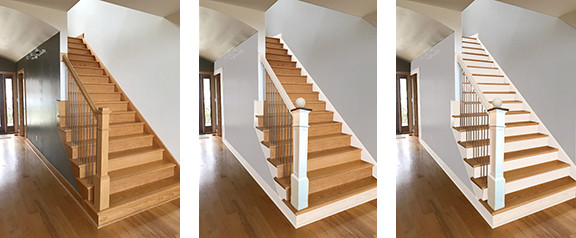 Stairwell Painting Options