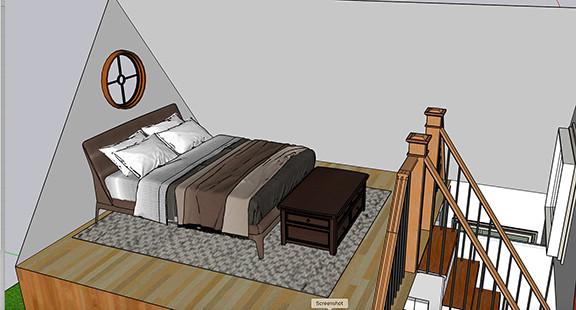 Tiny House A Design 5