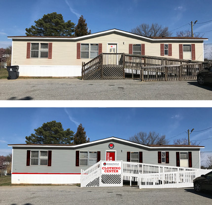 Before/After Exterior