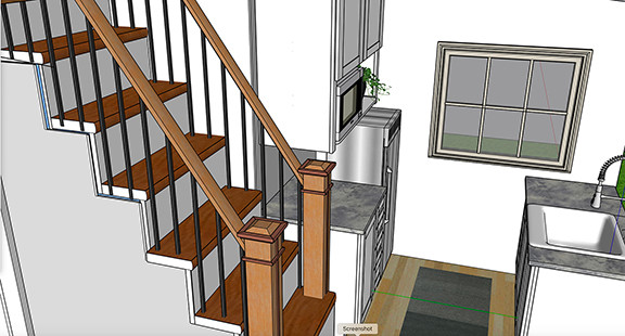 Tiny House A Design 4