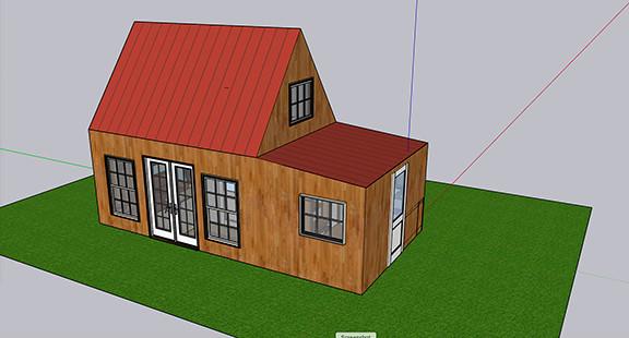 Tiny House A Design 1
