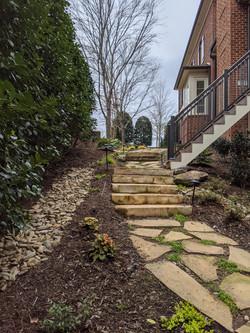 Terraced Step Designs