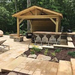 Outdoor Living Cabana Designs