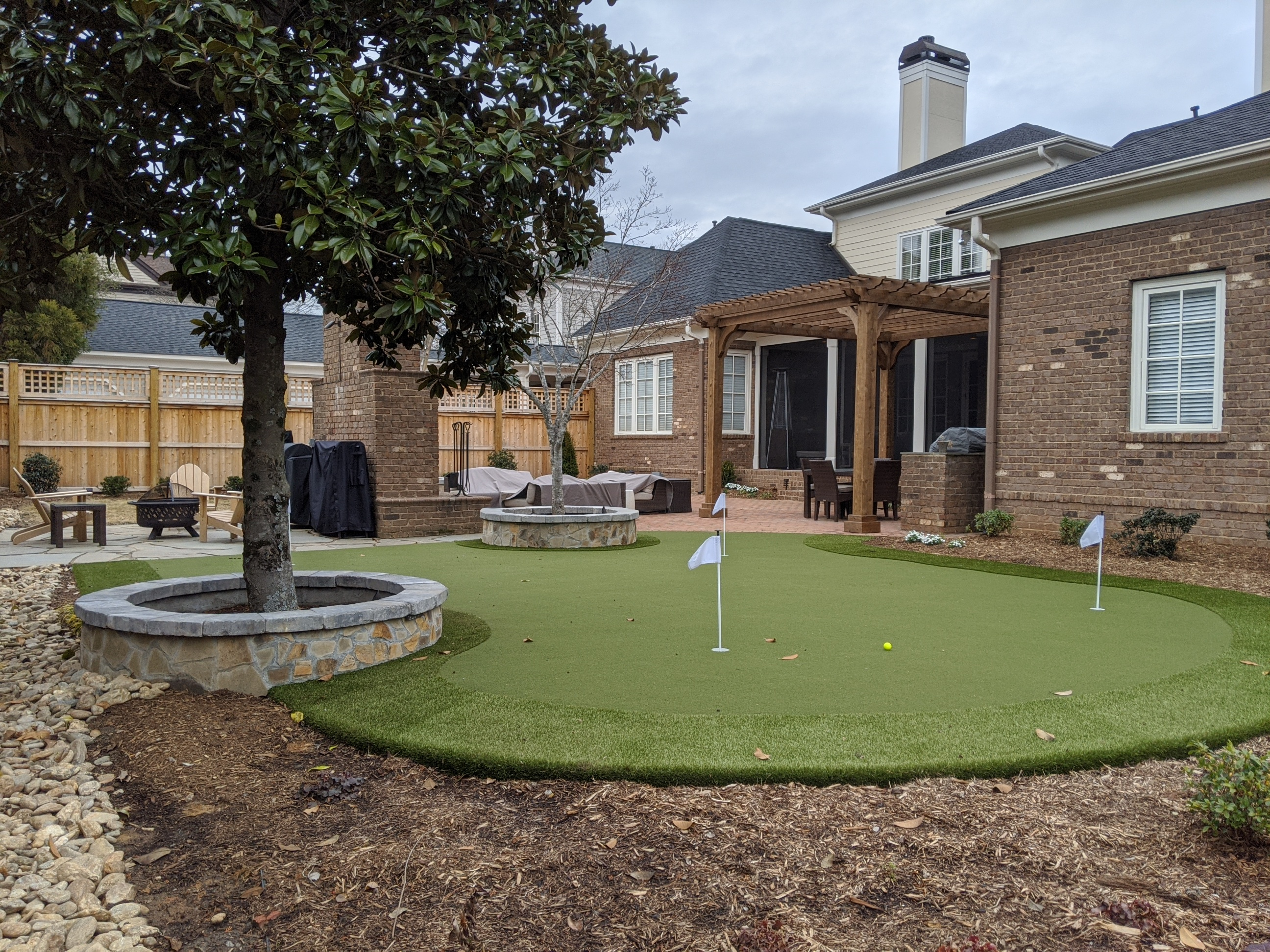 Putting Green Design
