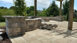 Patio Water Feature Designs