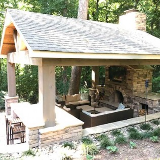 Fine Outdoor Living Ideas
