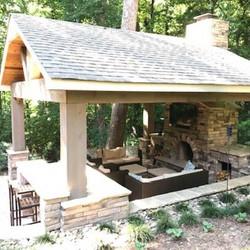 Fine Outdoor Living Ideas