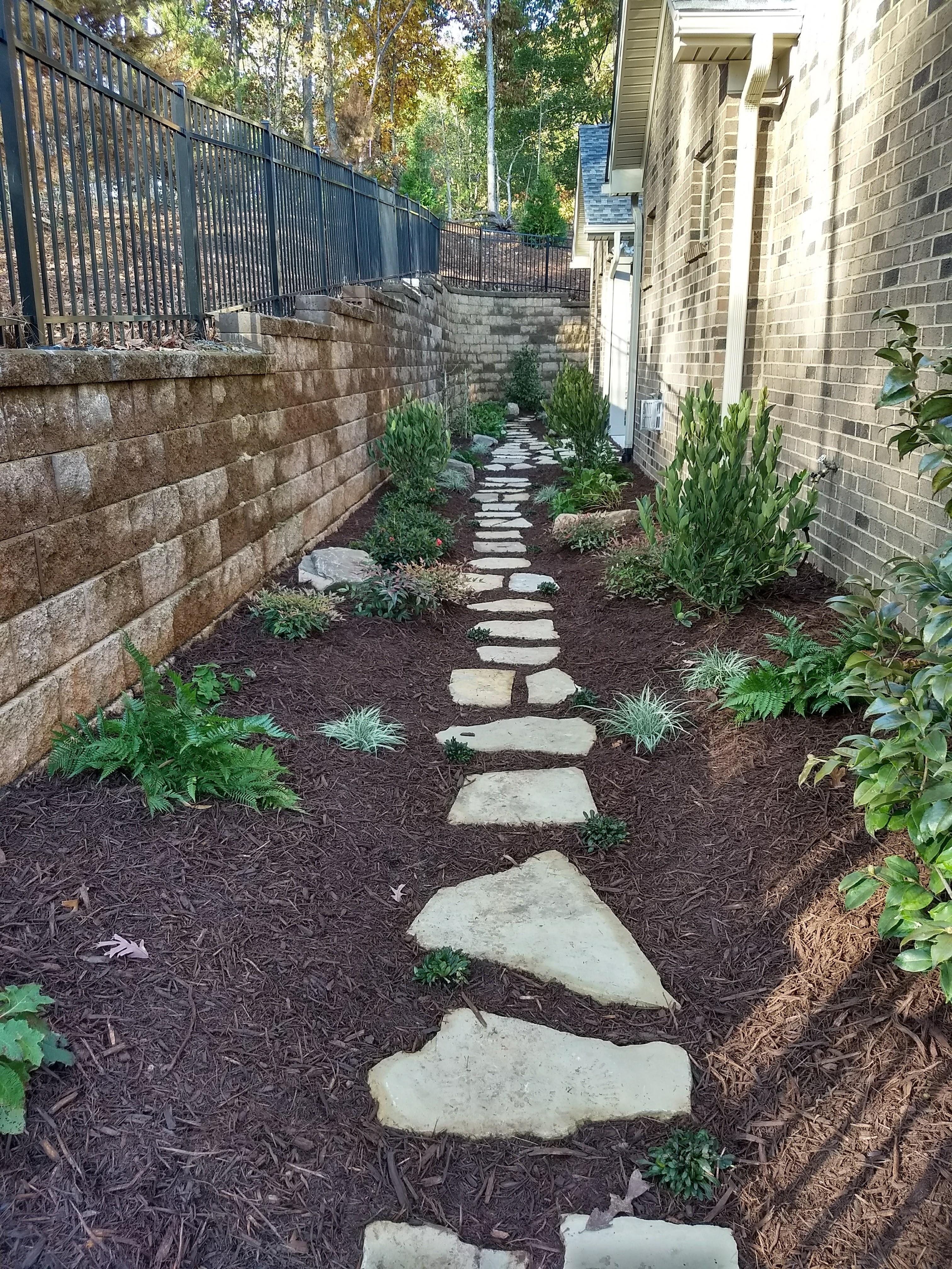 Garden Walkway Designs