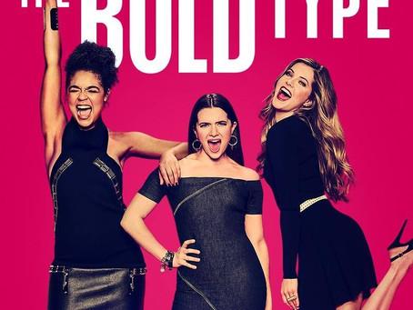 在《The Bold Type 狂放時尚圈》中,和自己溝通