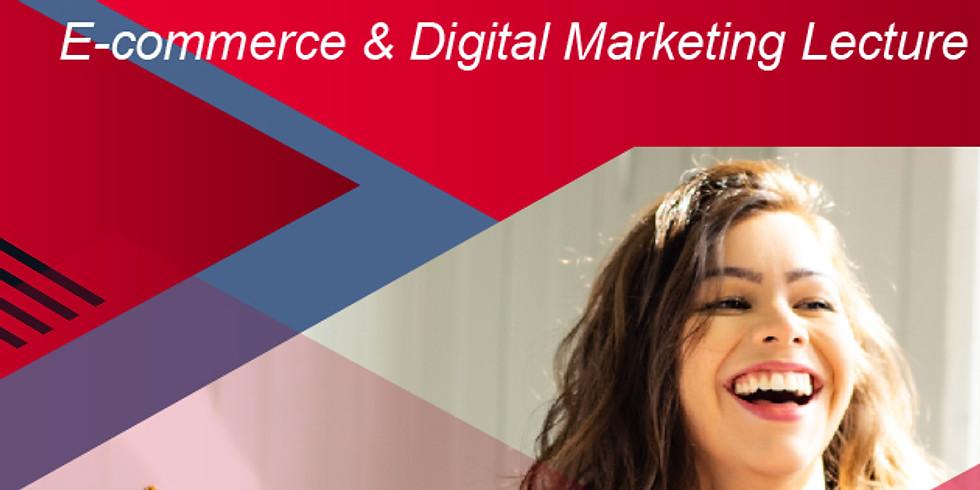 電子商務&數位行銷講堂