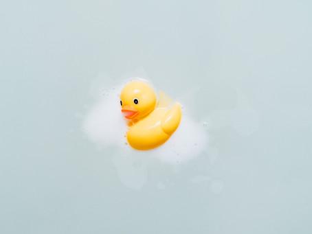 為什麼靈感來的時候,你都在洗澡?