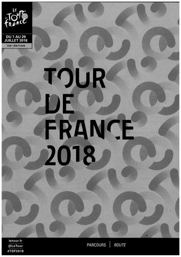 tour france 2018 parcours