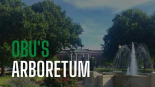OBU Arboretum Earns National Accreditation from ArbNet