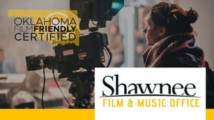 City of Shawnee, OK Achieves Film-Friendly Certification