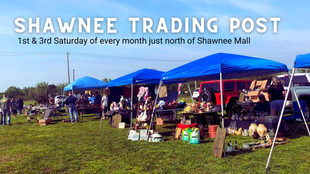 Everything you need to know about Shawnee Trading Post & Flea Market