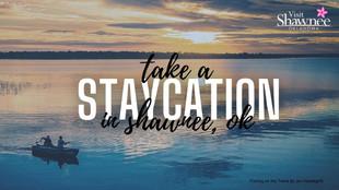 Take a Staycation in Shawnee