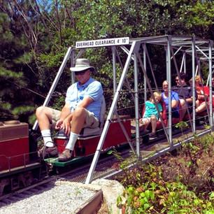 Ride a model train with LOCO!