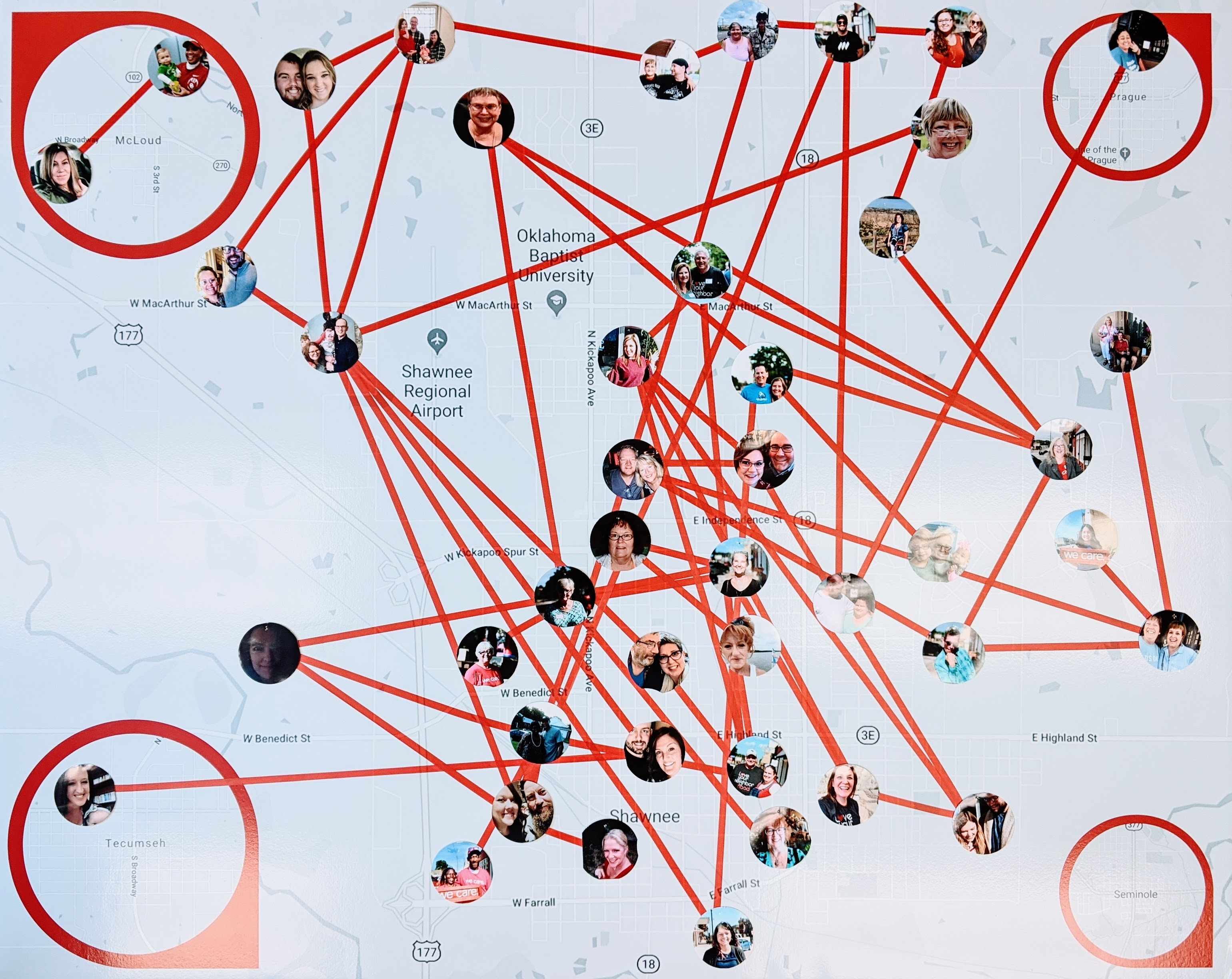 A Network of Neighbors