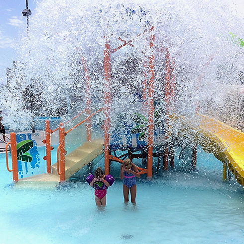 Shawnee Splash by Sara Burk