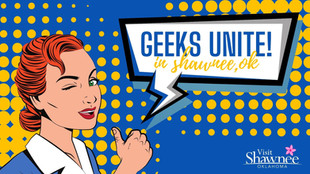 Geeks unite: Nerd Travel in Shawnee